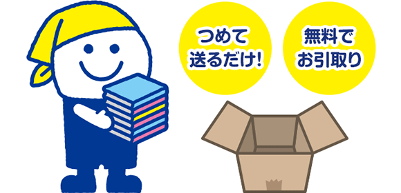 BOOK OFFの宅配買取